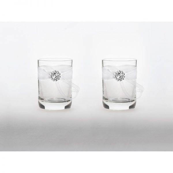 Kieliszki do wódki dla Nowożeńców toastowe 30 ml