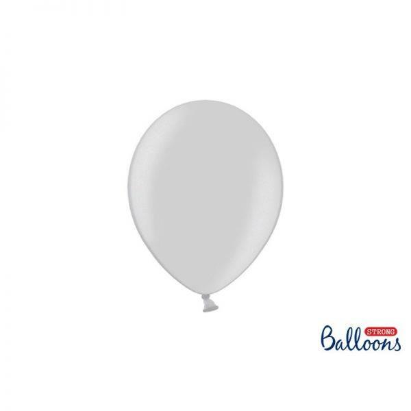 Balony Metalic metaliczne z połyskiem 23 cm średnicy kolory do wyboru 1 szt