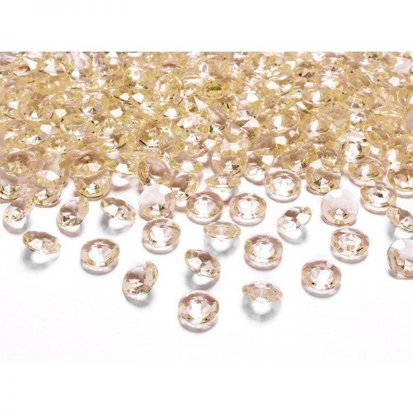 Girlanda perełkowa girlandy perłowe 5 szt 130 cm kolor czarny