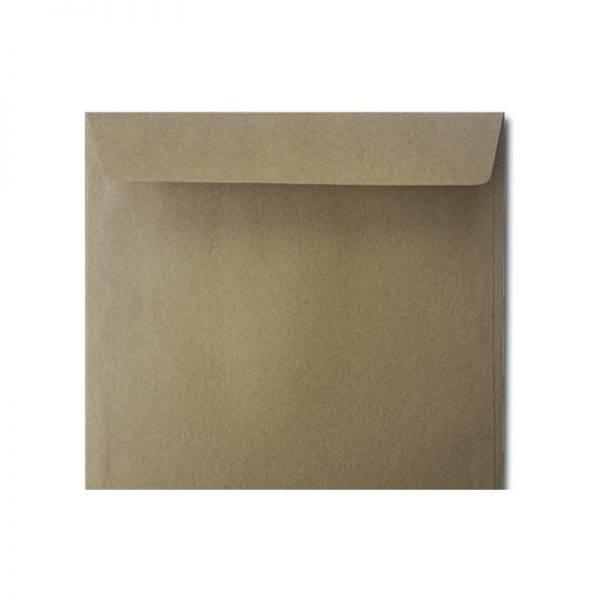 Koperty kremowe K4 kwadrat 15,6 x 15,6