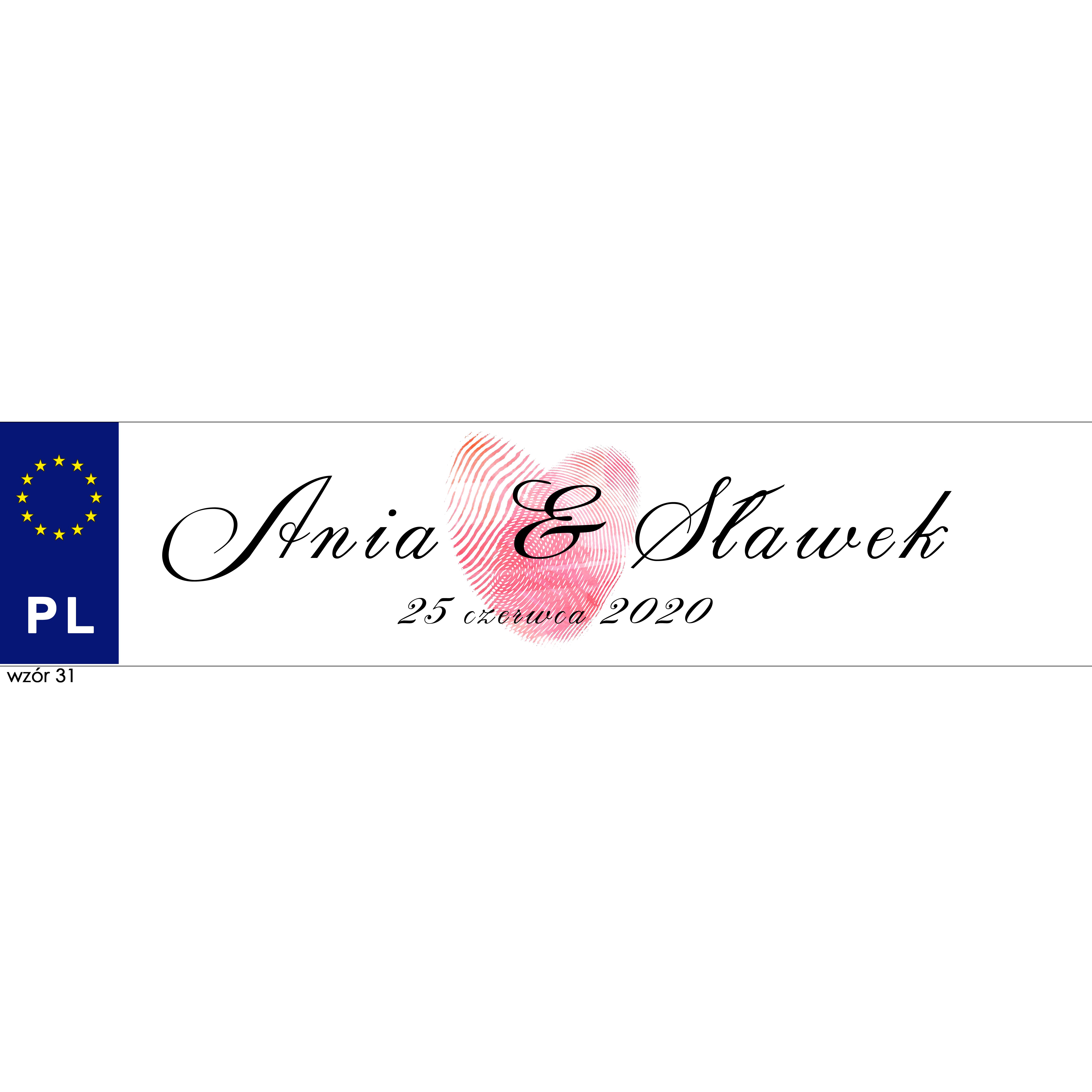 4f2acc0b Sklep Ślubny Dekorak • Dodatki i akcesoria weselne dla każdego
