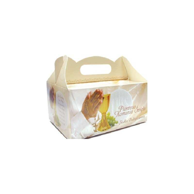 Pudełko na ciasto weselne pudełka tekturowe
