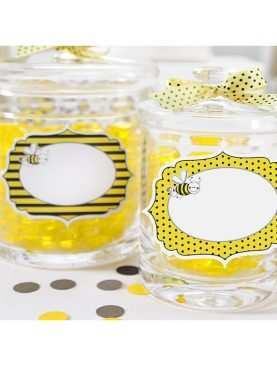 Etykiety samoprzylepne na Candy Bar Kolekcja Pszczółka