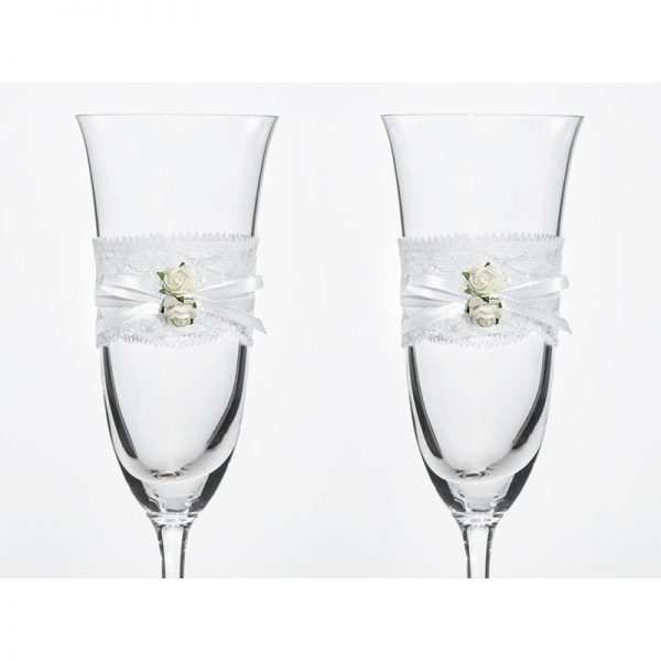 Bombka szklana bańka przezroczysta 4 cm