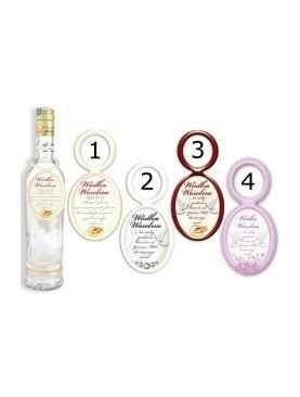 Zawieszki na wódkę przywieszki dekoracja alkoholu