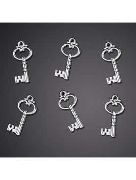 Aplikacja kluczyki srebrne kluczyk