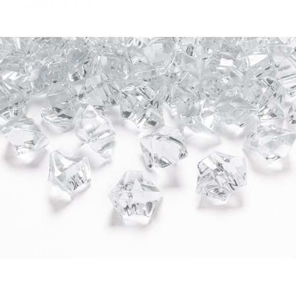 Kryształowy lód kryształki KOLORY
