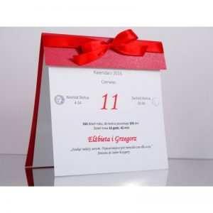 Zaproszenie ślubne zaproszenia na wesele Wzór 100