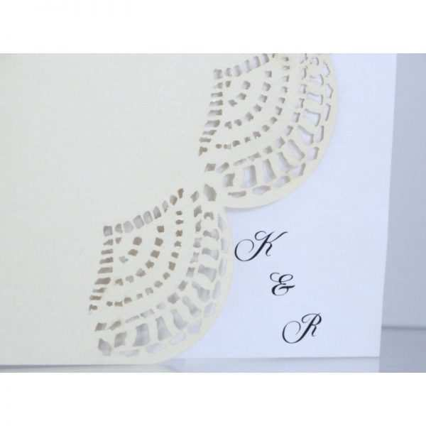 Zaproszenie ślubne zaproszenia na wesele Wzór 101 Kartka z kalendarza