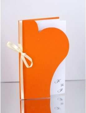 Zaproszenie ślubne zaproszenia na wesele Wzór 108