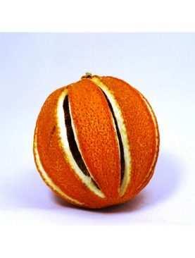 Pomarańcza cała suszona susz dekoracyjny