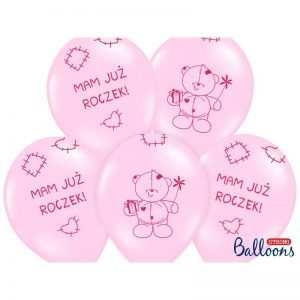Balony na Wesele Białe Gołąbki