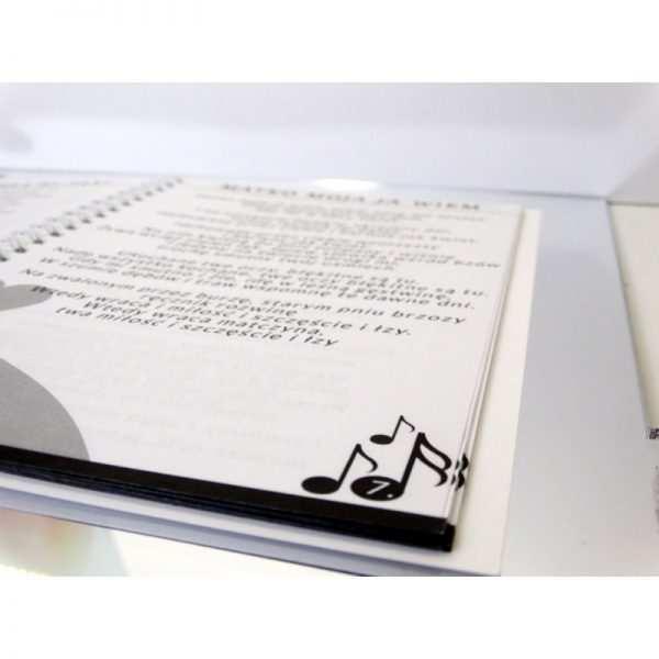 Śpiewnik śpiewniki weselne weselny projekt imiona