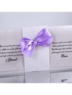 Zaproszenie ślubne zaproszenia na wesele Wzór 126