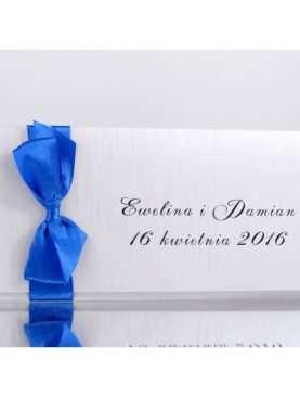 Zaproszenie ślubne zaproszenia na wesele Wzór 138