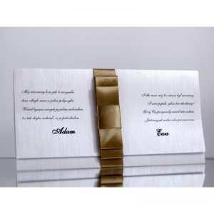 Zaproszenie ślubne zaproszenia na wesele Wzór 139
