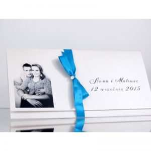 Zaproszenie ślubne zaproszenia na wesele Wzór 141