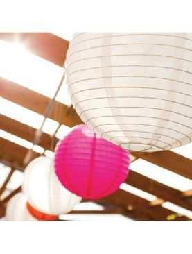 Lampion latarnia papierowy do dekoracji sali