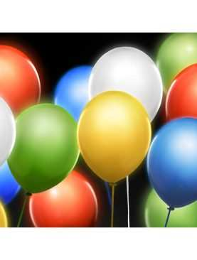 Balony LED ledowe świecące baloniki