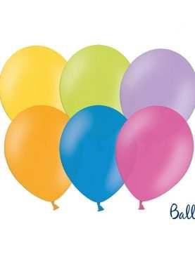 Balony pastelowe 23 cm WYBIERZ KOLOR 1 szt
