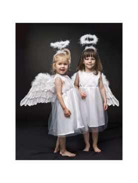 Sukienka Małego Aniołka przebranie aniołka 6-8 lat