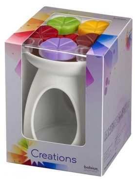 Kominek zapachowy do aromaterapii Wosk CREATIONS + WOSKI