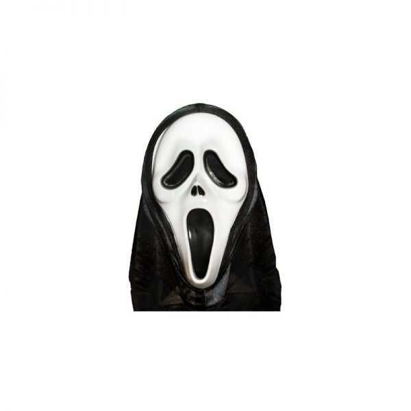 Maska krzyk przebranie Haloween