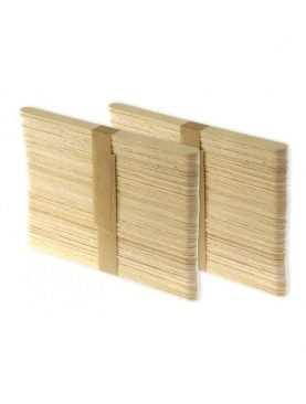 Patyczki do lodów drewniane 50 szt