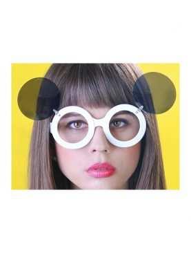 Okulary myszki przebranie okuralry z klapkami