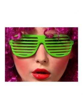 Okulary żaluzje zabawne przebranie