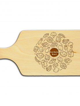 Misz masz motywy kuchenne- Deska z grawerem