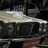 Samochód – Jaguar XJ6