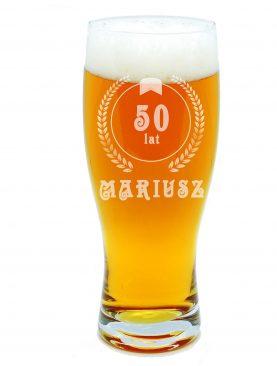 Kufel do piwa na 50tkę w WIANUSZKU