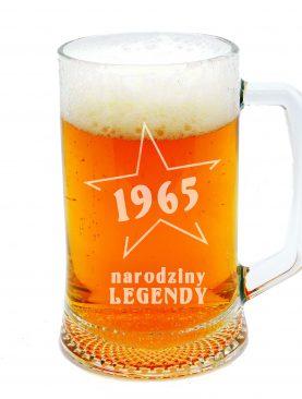 Kufel do piwa z personalizacją gratis