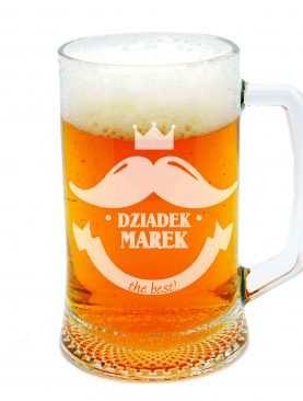 Kufel do piwa the best Dziadek