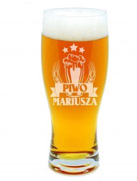 Szklanka na piwo dla PIWOSZA