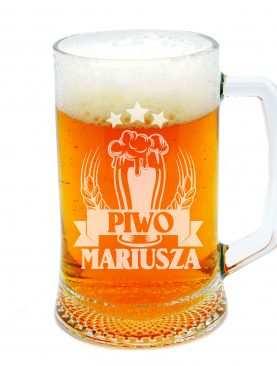 Personalizowany Kufel do piwa