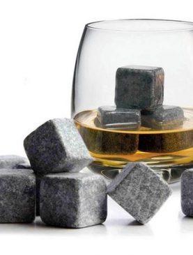Kamienie do Whisky kostki lodu kamienne