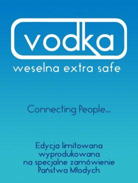 Wódka weselna EXTRA safe