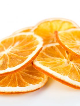 Suszone Plastry Pomarańczy 50g Świąteczny Susz