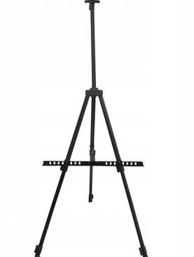 Duża sztaluga malarska metalowa wysokość do 170 cm