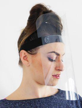 10 x Przyłbica ochronna na twarz ochrona twarzy maska
