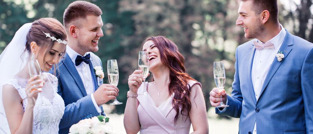 Sposoby na powitanie gości na weselu