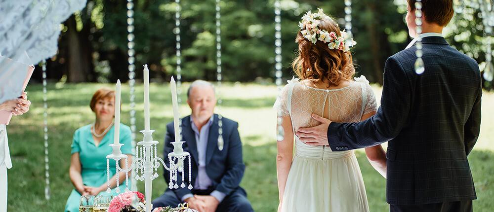 Sposoby podziękowań rodzicom na weselu