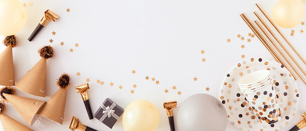 Ozdoby urodzinowe – co warto wybrać?