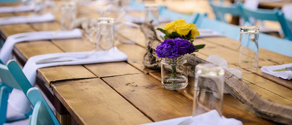 Wesele w stodole, czyli rustykalny klimat na ślubie