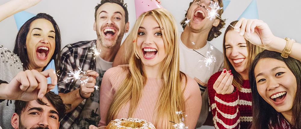 Organizacja przyjęcia urodzinowego w domu